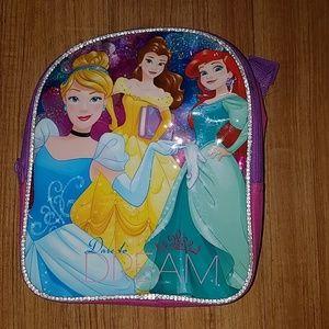 Mini back pack for little girl